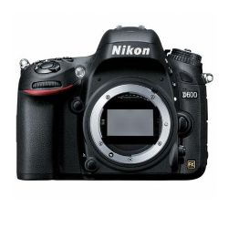 D600 Digital SLR Camera Body 24.3 Megapixel, FX Format - Black
