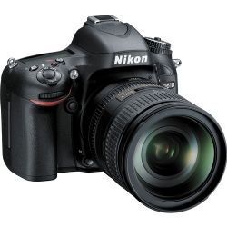 Nikon D610 Digital SLR Kit with 28-300mm f/3.5-5.6G ED Nikkor Lens