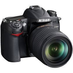 D7000 DX Format DSLR Camera with 18-105mm VR