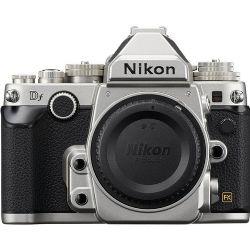 Nikon Df DSLR Camera (Silver)