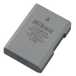 EN-EL 14A Rechargeable Li-Ion Battery (Black)
