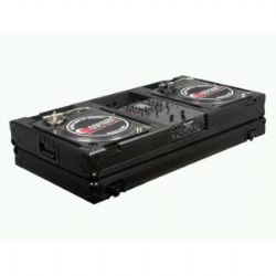"FZBM10WBL Made for 2 turntables in battle mode and a 10"" mixer with rollers"