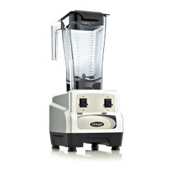 BL420S 3 Peak Horse Power Commercial Blender, High/Low Toggle Controls, 64-Ounce - Silver