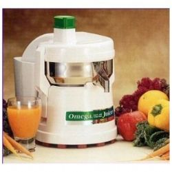 4000  Juicer White Professional  Pulp Ejector