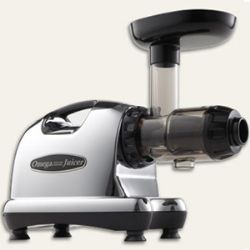 8006 Juicer - Chrome/Black