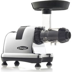 Chrome-Heavy Duty Masticating Juicer 8008