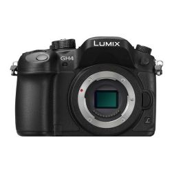 Panasonic Lumix DMC-GH4 4K Mirrorless  (Body Only)