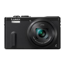 LUMIX ZS40: The All-in-one 30X Super Zoom Adventure Camera - Black