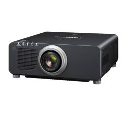 PT-DZ870UK 1-Chip 8,500 Lumen DLP Projector with Lens - Black