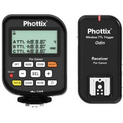 PH89050 - Odin Wireless TTL Flash Trigger for Canon