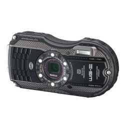 Optio WG-3 Waterproof, 16 Mega Pixel Digital Camera - Black