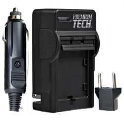 PT-24 AC/DC Rapid Charger for Canon BP808/ 809/819