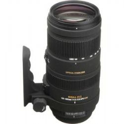 120-400mm /4.5-5.6 DG OS HSM APO Autofocus Lens for Canon