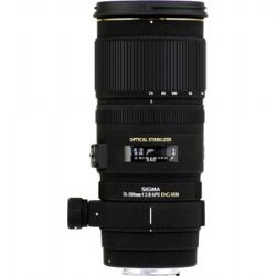 Sigma 70-200mm F2.8 EX DG OS HSM Lens for Canon
