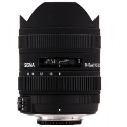 8-16mm F4.5-5.6 DC HSM For Nikon