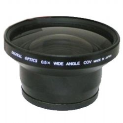 0.43X 72mm High Resolution Wide Angle Lens
