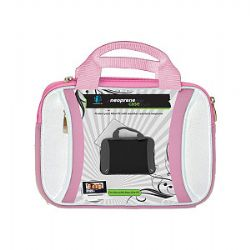21318TRU iConcepts Weather Resistant Neoprene Netbook Carry Case - Pink