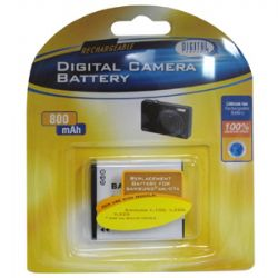 BP-07A Battery for the Samsung TTL-20/ TL-225 DualView Digital Cameras