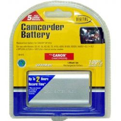 NB-2LH Extended Life Lithium Ion Recharcheable Battery For Canon EOS Rebel XTi Cameras
