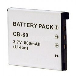NP-60 Extended Life Battery for Casio Exilim S10/ Z80 Cameras