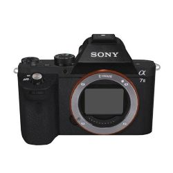 Sony Alpha a7II Mirrorless Digital Camera Body Only