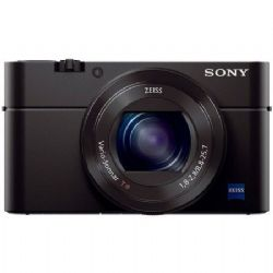 Sony Cyber-Shot 20.1 Megapixel Black Digital Camera