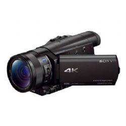 FDR-AX100 4K Ultra HD Camcorder (Black)