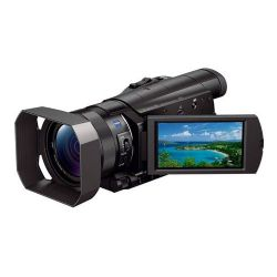 Sony Handycam HDR-CX900 20.9 MP Camcorder - 1080p - Black