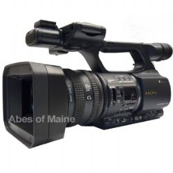 HDR-FX1000 HD Mini-DV Camcorder