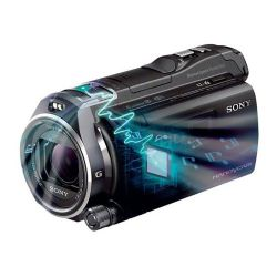 Handycam HDR-PJ810 6.59 MP Camcorder - 1080p with projector - Black