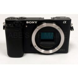 Sony Alpha a6000 Mirrorless Digital Camera Body (Black)