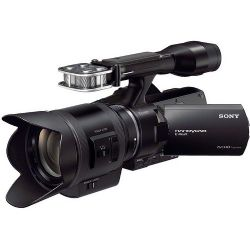 NEX-VG30 Camcorder with 18-200mm f/3.5-6.3 Power Zoom Lens