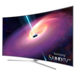 "4K SUHD JS9000 Series Curved Smart TV - 48-Inch Class (47.6"" Diag.)"
