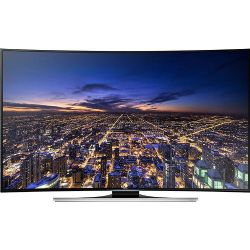 UN65HU8700 Curved 65-Inch 4K Ultra HD 120Hz 3D Smart LED TV