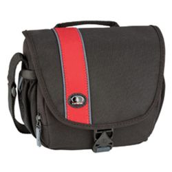 3440 - Rally Micro Camera Bag - Black/Red