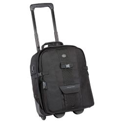 5267 - CyberPack Rolling Photo/ Laptop Backpack - Black