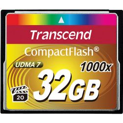 32GB CompactFlash Memory Card Ultimate 1000x UDMA