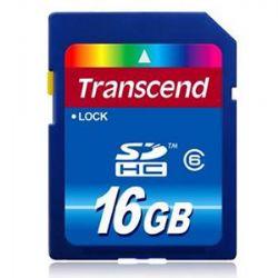 16GB SDHC Secure Digital Memory Card