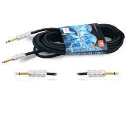 "CQQ1612 16 Gauge 12 Foot 1/4"" to 1/4"" Speaker Cable"