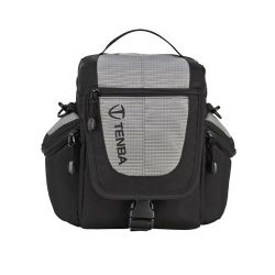 637-351 Discovery: Top Load Bag - Black/Gray