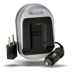 RTC-142 Rapid travel charger for Panasonic DMC-TZ3/ TZ4/ TZ5