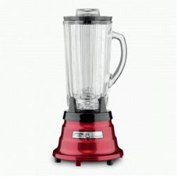 PBB225 - Food & Beverage Blender, Metallic Red