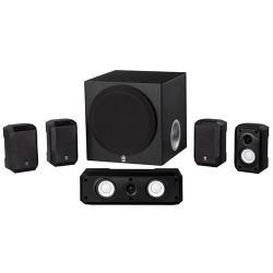 NS-SP1800BL 5.1-Channel Home Theater System - Black