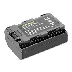 Battery Pack Replacement for Sony NP-FZ100, Compatible with Sony A9 A7III A7RIII Cameras and VG-C3EM Grip, 7.2v 2280mAh 16.4Wh Rechargeable Li-ion Battery (Only Battery)