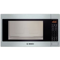 Bosch 2.1 cu. ft. Built-in Microwave with 1,200 Cooking Watts Stainless Steel