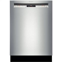 "24"" Recessed Handle Dishwasher 800 Series- Stainless steel"