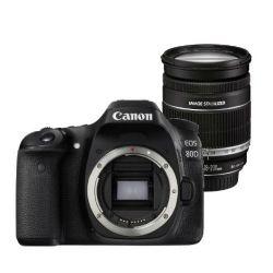 Canon EOS 80D Digital SLR Camera + 18-200mm f/3.5-5.6 IS Lens