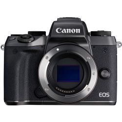 Canon EOS M5 24.2 MP Mirrorless Digital 1080p - Black - Body Only