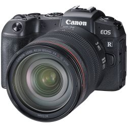 Canon EOS RP Mirrorless Camera with RF 24-105mm f/4L IS USM