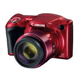 Canon PowerShot SX420 IS 20.0 MP Compact Digital Camera - 720p - Red